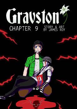 Gravston Chapter 9 Cover