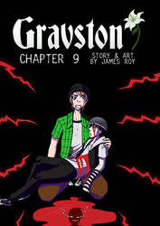 Gravston Chapter 9 Cover by Rogo-the-Golden-Boy