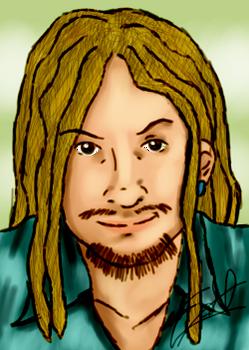 John Butler Portrait
