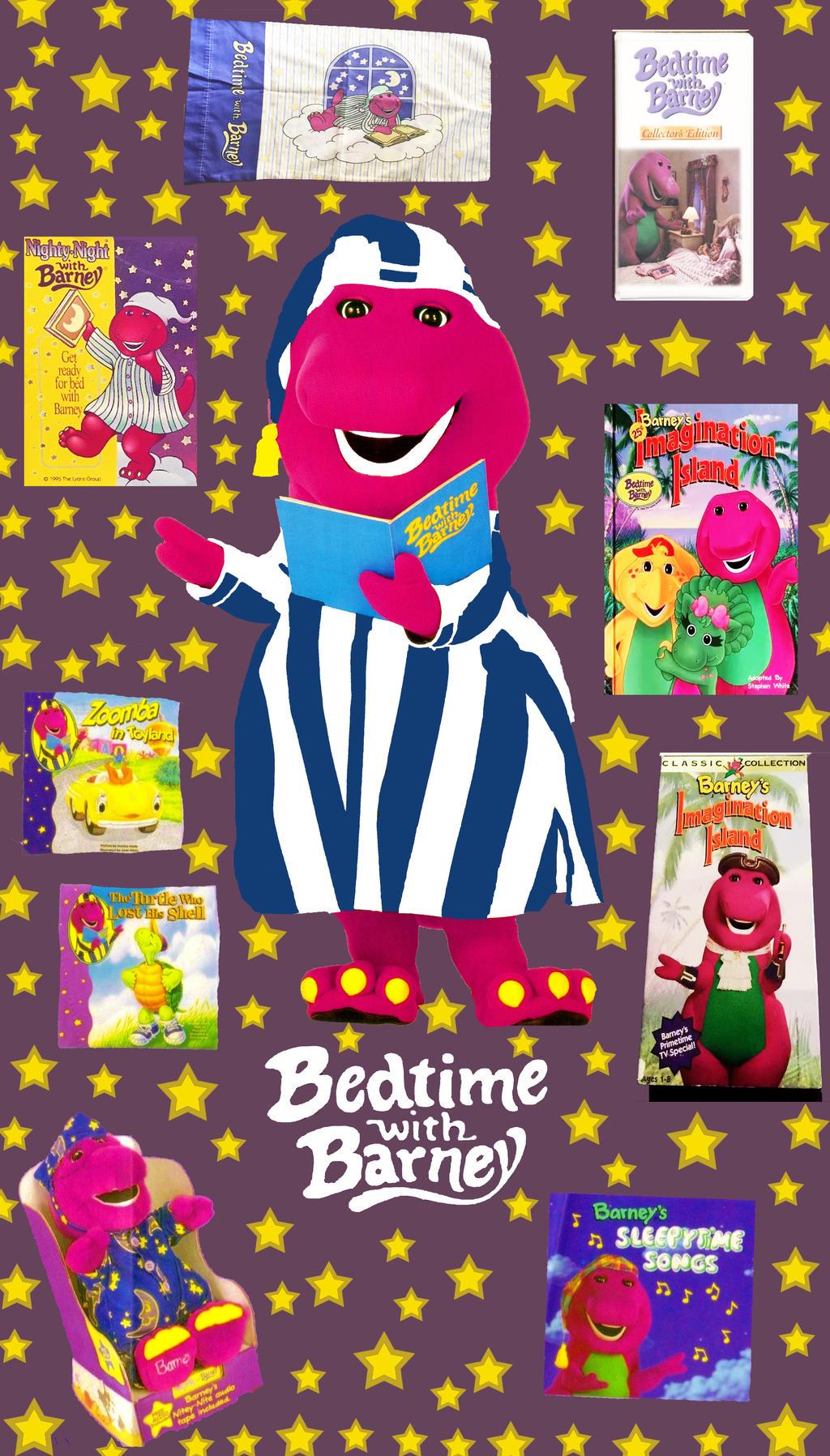 Bedtime With Barney By Jeremycrispo19 On Deviantart