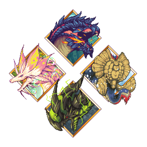 MHX Monsters by KucingBudhug