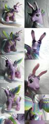 A pony for Iris by Woosie