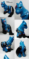 Cobra Commander little pony