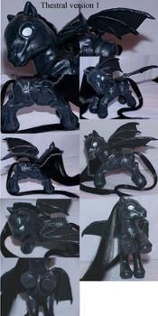 Thestrel v. 1 custom pony