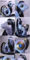 Stormsinger custom pony