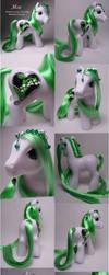 May birthflower pony by Woosie