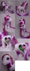 July birthflower pony by Woosie