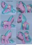Banana Surprise custom pony