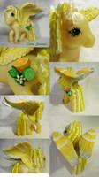 Citrus Summer custom pony