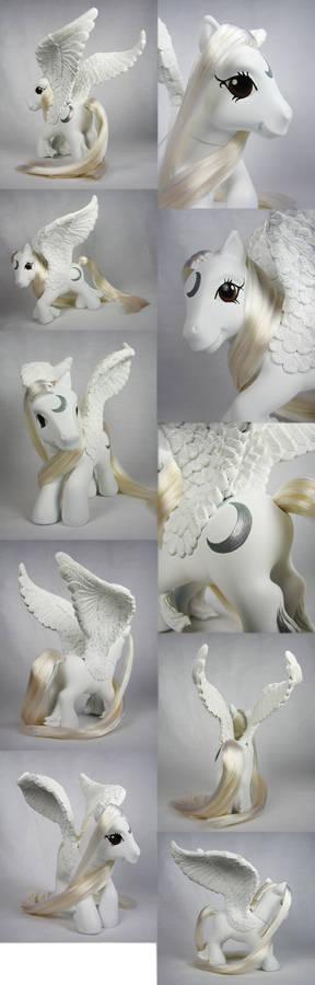 Silver Moon pegasus for Jean