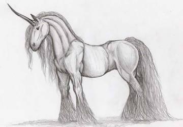 Unicorn v.1 by Woosie