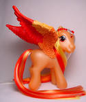 Flickering Flame little pony