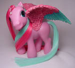 Florid Feathers little pony