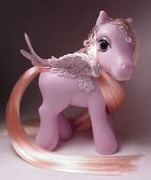 Sunset pegasus pony by Woosie