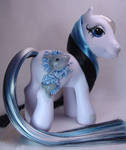 3-D Shark little pony custom