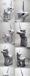 The Last Unicorn by Woosie