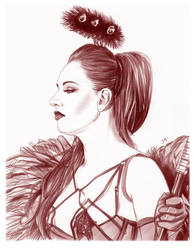 Angela Ryan 3 by josjmh