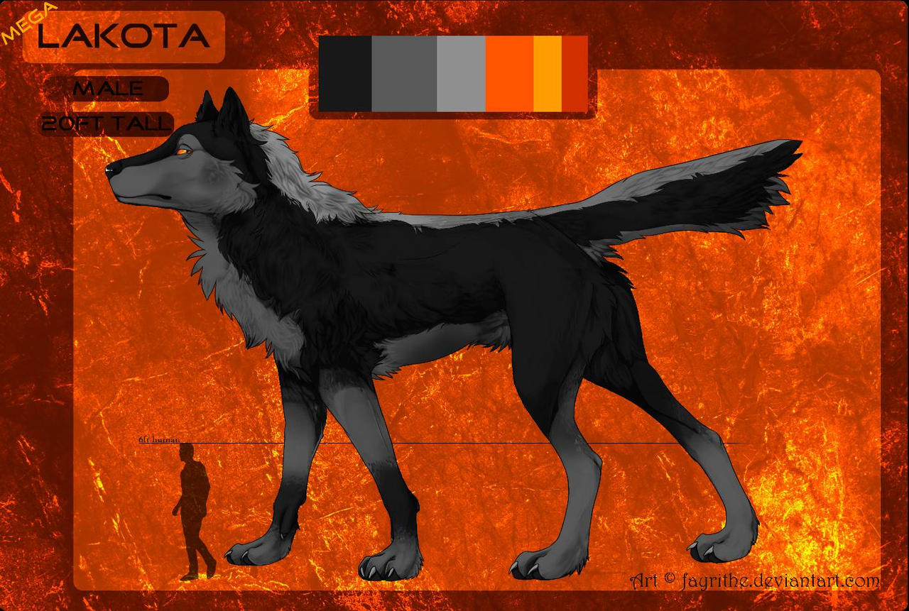 New Ref For Lakota!
