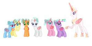 MLP base 14 I'm so proud of you guys