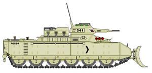 Sirius Mortar Carrier