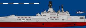 Centaur Class Destroyer