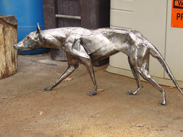metal thylacine