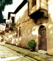 antioche street by ozhan