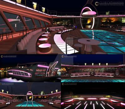 Club Catamaran Concept Design