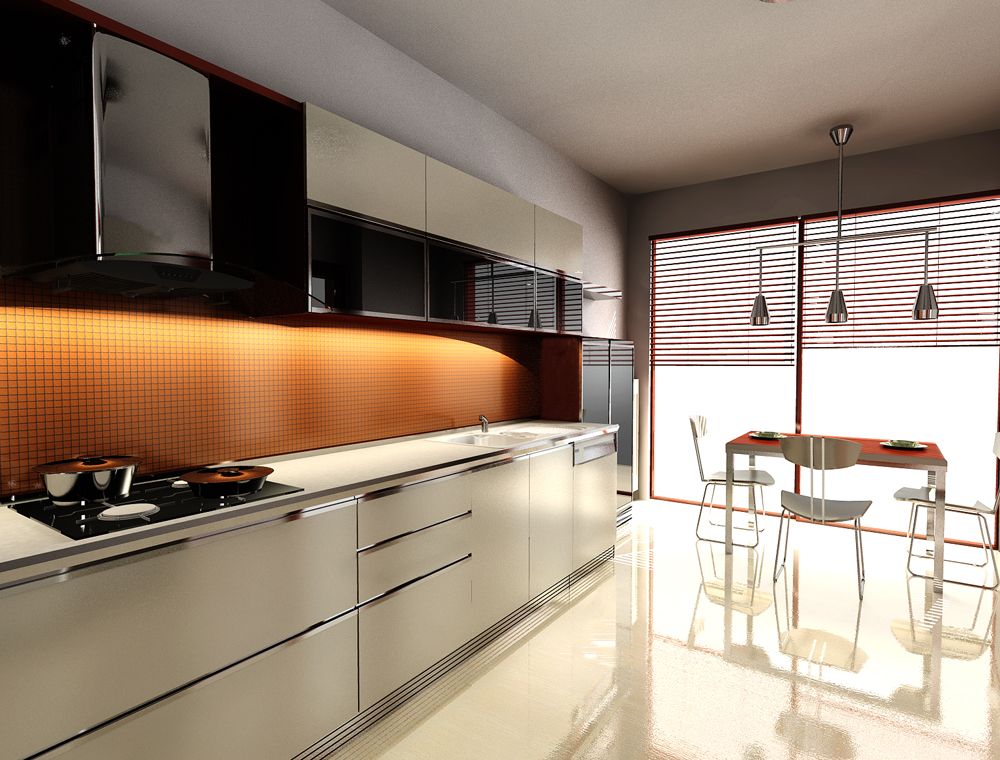 kitchen by ozhan