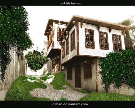 old turkish street