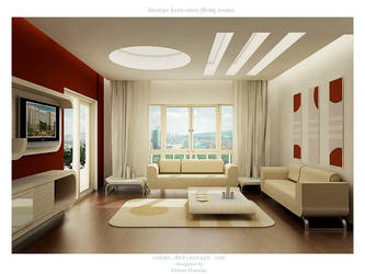 living room by ozhan