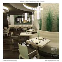 melbo cafe restaurant bar by ozhan