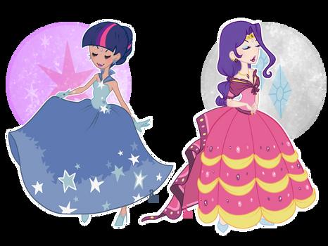 092111 - Unicorn Gala Dresses