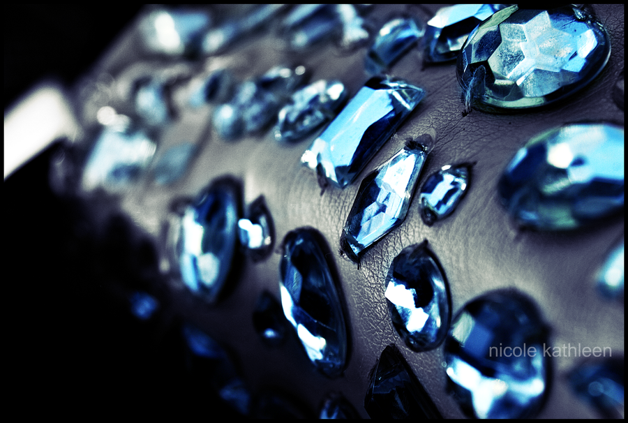 Aquamarine Gem Wallpap...