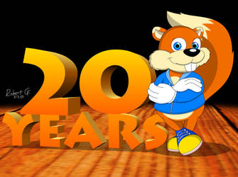 20 Years of Conker's BFD