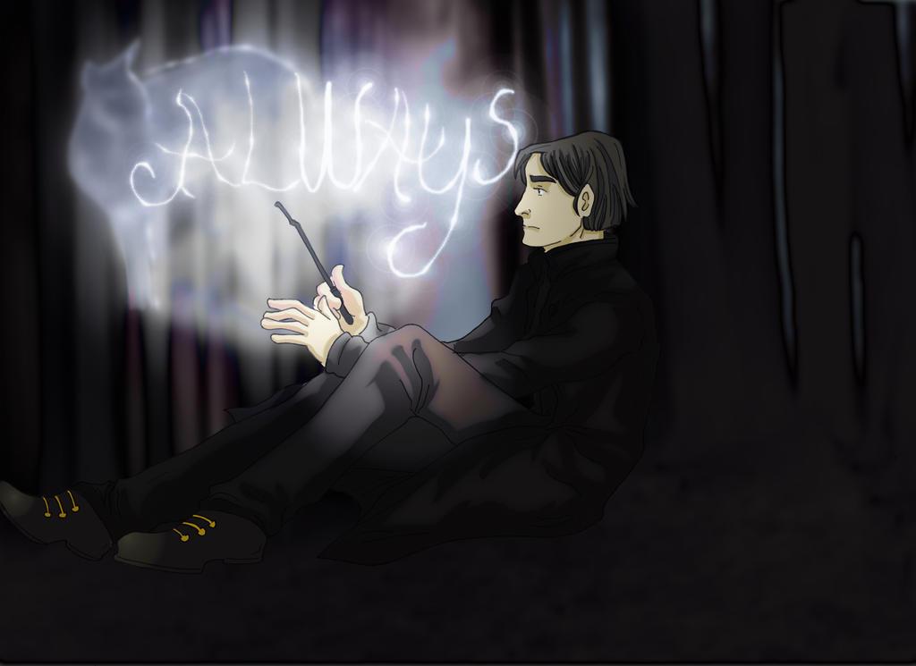 Always Serverus Snape