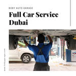 Full Car Service Dubai - BOBY GARAGE