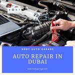 Auto Repair in Dubai - BOBY AUTO GARAGE