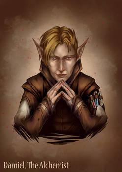 Damiel - The Alchemist