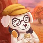 Animal Crossing Mobile by erikathegoober
