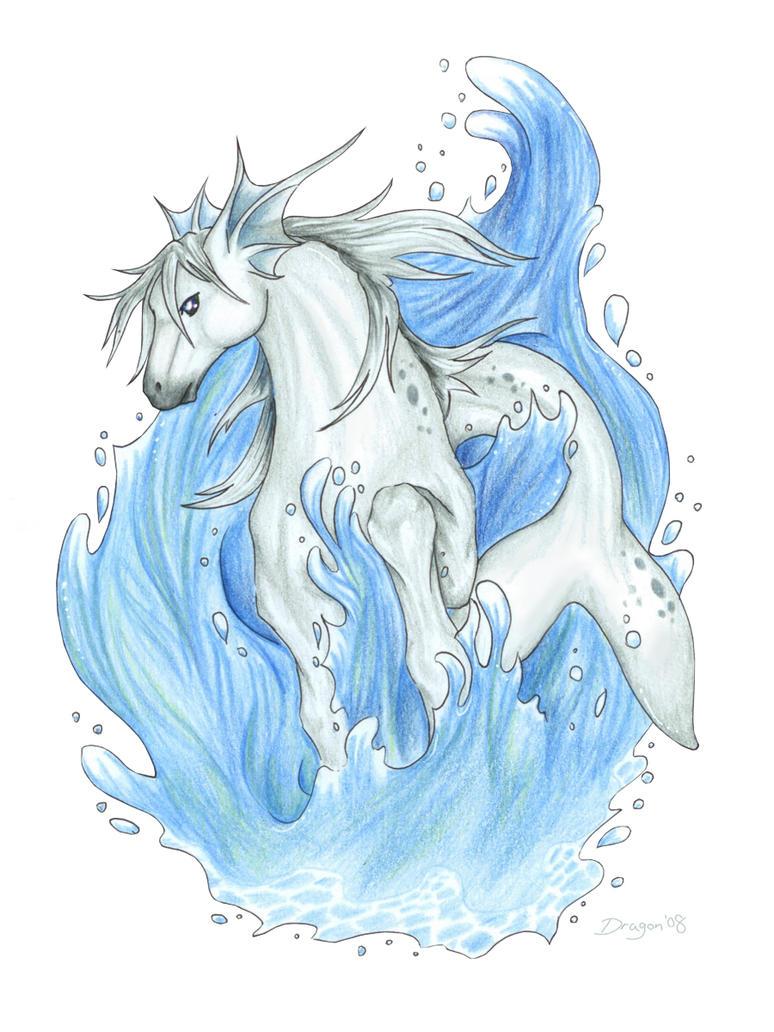 Hippocampus by Laikari