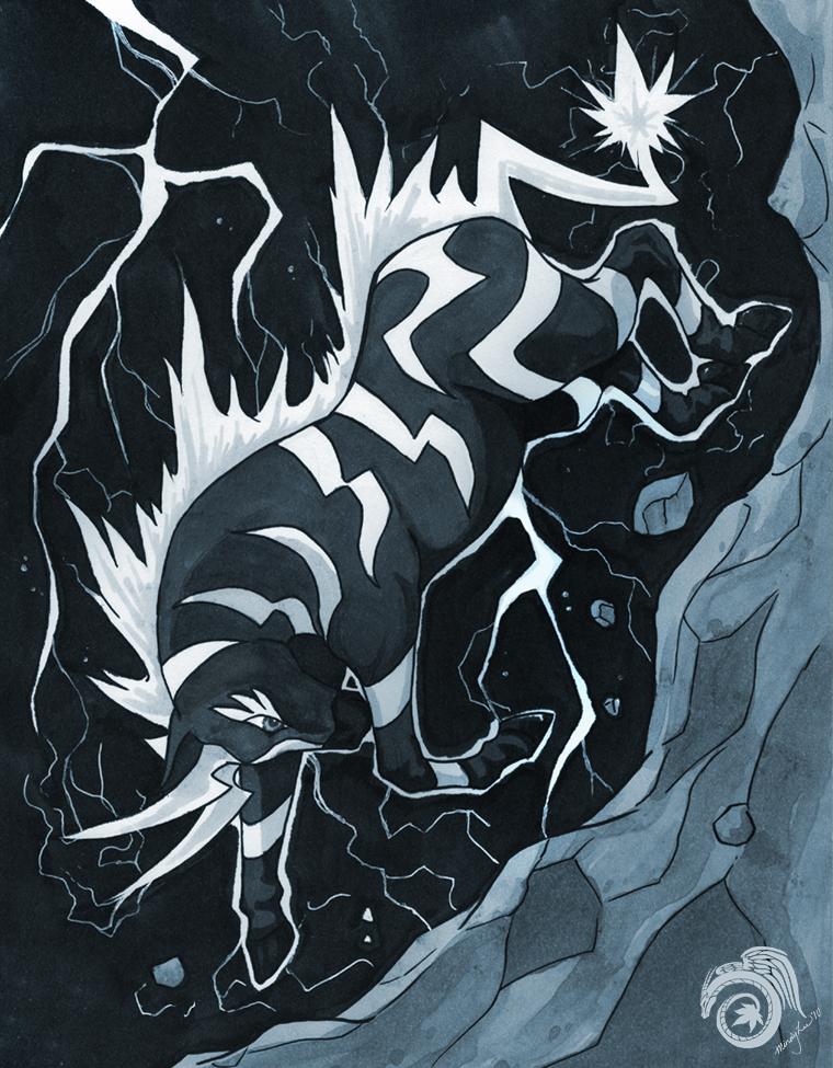 Wild Bolt by Laikari