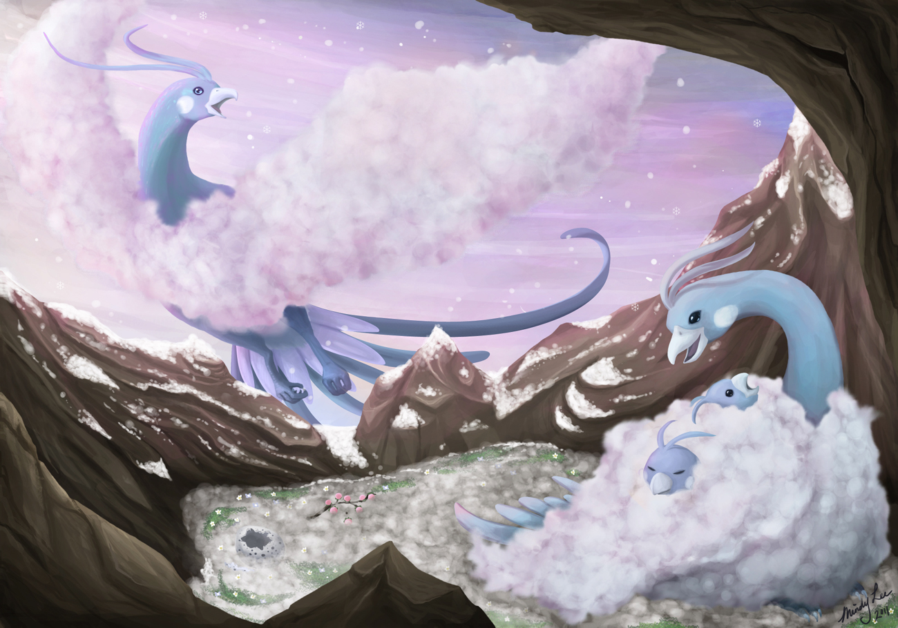 First Snow by Laikari