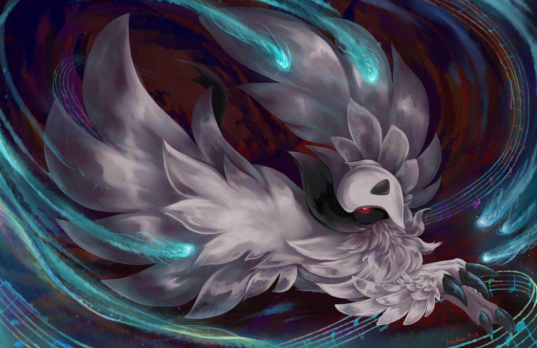 Wings of Darkness by Laikari