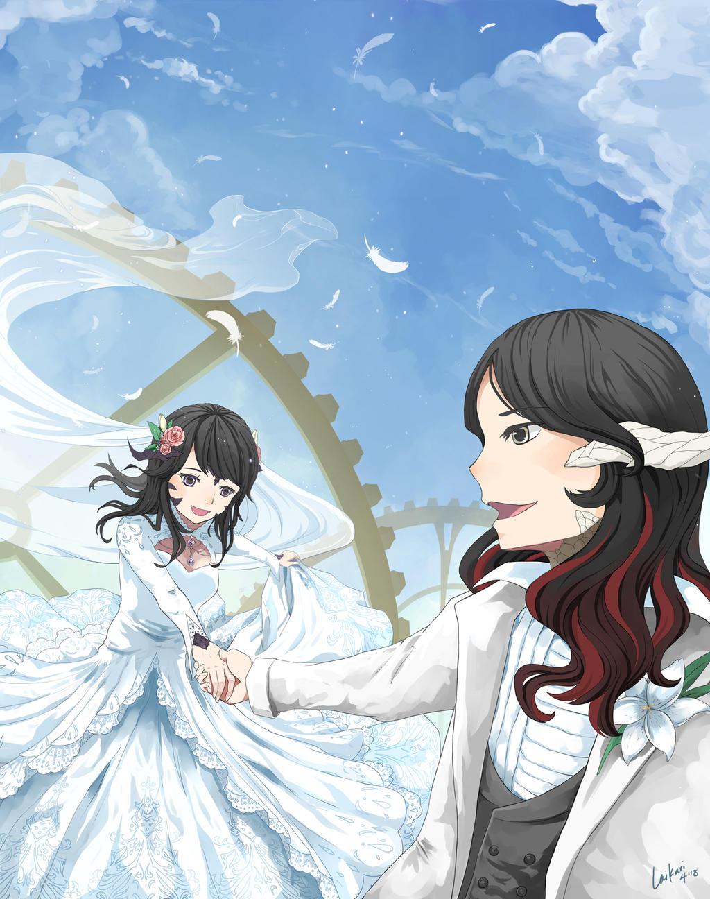 Eternal Devotion by Laikari