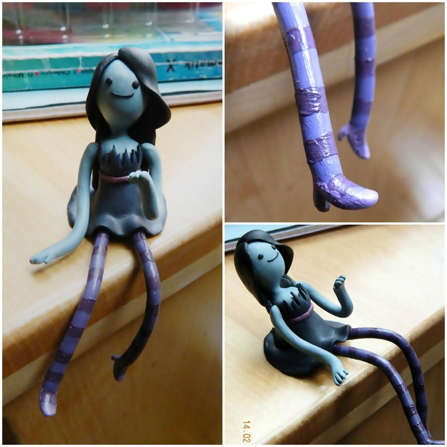 FIMO Marceline by MsFlufffy