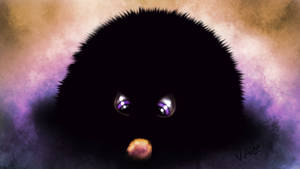 Fluffy Black Hole by Val1511