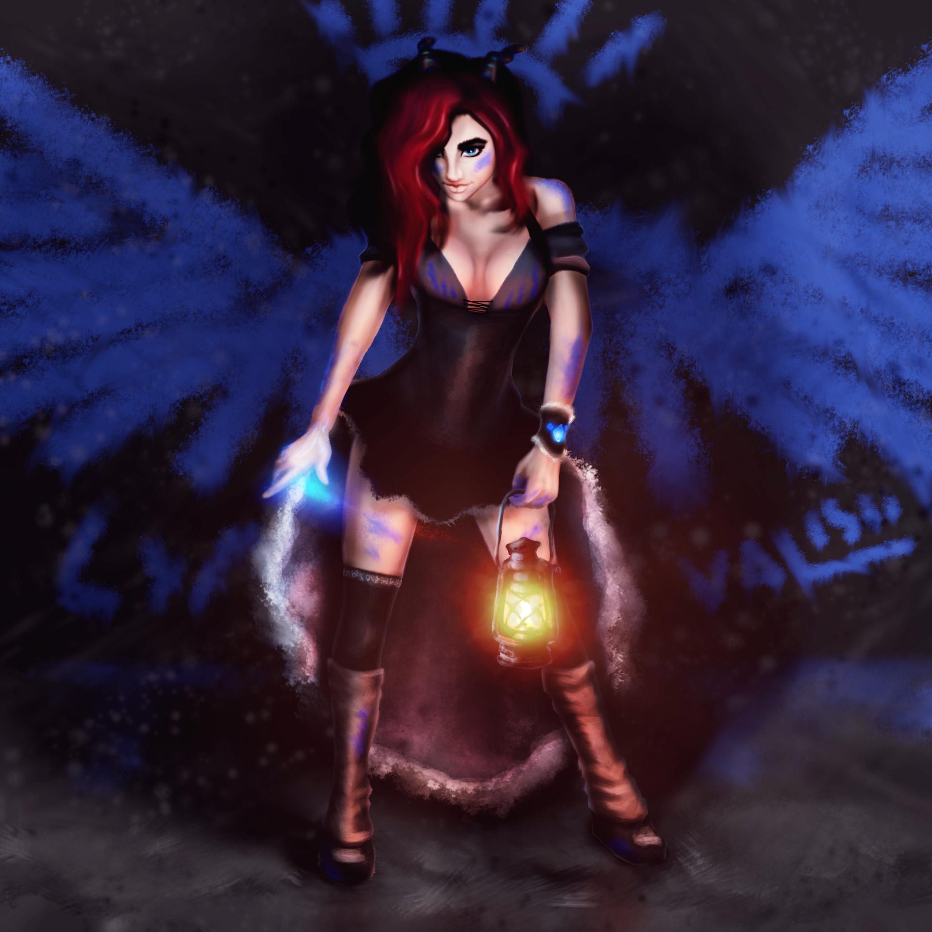 Lantern by Val1511