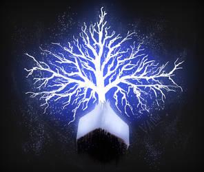 Tree Light(ning) by Val1511