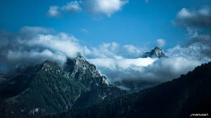Mountains by Mariusart